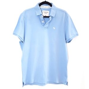 Abercrombie & Fitch Muscle Fit Polo Shirt